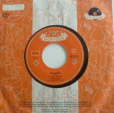 """7"""" 1958 POLYDOR RARE ! HORST WENDE : Maruschka /VG+++"""
