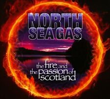 The Fire and the Passion of Scotland by North Sea Gas (CD, Oct-2013, Scotdisc)