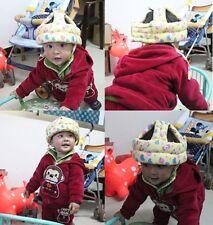 Infant,Toddler & Baby Jolly Jumper Bumper Bonnet Head Cushion Helmet Headguard