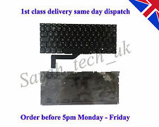 "Apple Macbook Pro 15"" A1398 MC975 MC976 UK Notebook Tastatur"