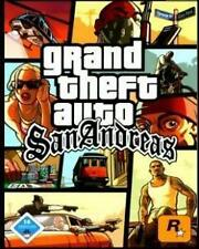 GRAND Theft Auto GTA San Andreas * tedesco perfetto