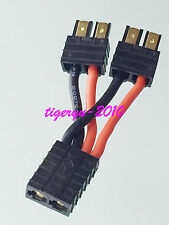 Traxxas TRX Parallel Connector Adaptor 14AWG 5CM for 1/16 scale Slash RC hobby