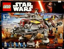 LEGO STAR WARS 75157 Captain Rex's AT-TE 972pcs SEALED NEW