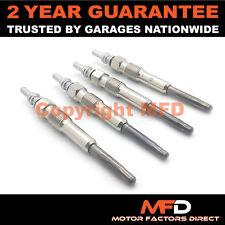 4x Para Volkswagen Caddy Mk3 2.0 Tdi 2007-Diesel Calentador De Bujías De Bmm Motores