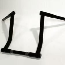RF Custom Parts - RF-3556-FB - Boogie Bars Handlebars, Flat Black