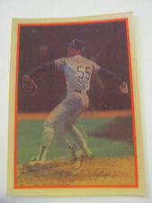 1986 Sportflix #43 Orel Hershiser Magic Motion Baseball Card (GS2-b17)
