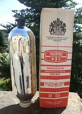 Vintage Thermos Brand 75F Large Flask Insert - Original Box - Unused Condition