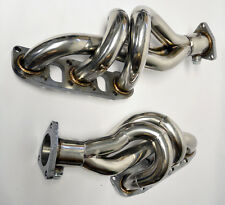 Megan Racing 3.5L V6 Stainless Race Headers Steel FITS Nissan 350z Infiniti G35