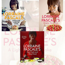 Lorraine Pascale Collection 3 Books Set A Lighter Way to Bake,How to Be a Better