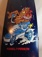 POWELL PERALTA CABALLERO HALF CAB DRAGON DECK-9x31.9 LIMITED EDITION NAVY BLUE