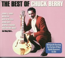 THE BEST OF CHUCK BERRY - 2 CD BOX SET - JOHNNY B. GOODE & MORE