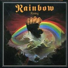 Rising [1999 Remaster] [Remaster] by Rainbow (CD, Apr-1999, Polydor)