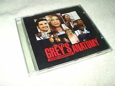 CD Album Soundtrack Grey's Anatomy TV Series