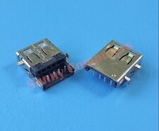 2x USB 2.0 Socket Port Female Plug Replacement Part for Laptop Computer Repair