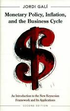 Monetary Policy, Inflation, and the Business Cycle : An Introduction to the...