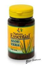 ALOE VERA 500 MG. 60 COMPR. NATURE ESSENTIAL / DIGESTION - PURIFICANTE  NE2245