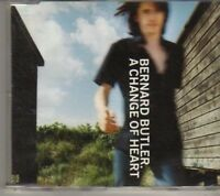 (BX349) Bernard Butler, A Change Of Heart - 1998 CD