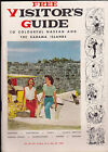 Visitors Guide to Colourful Nassau & the Bahama Islands May 16 1960 Shopping