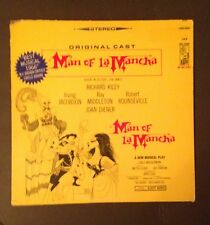 Man Of La Mancha Original Cast Vinyl LP