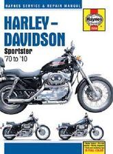 HAYNES SERVICE MANUAL HARLEY SPORTSTER XL883 XL1000 XL1100 XL1200 1970-2010