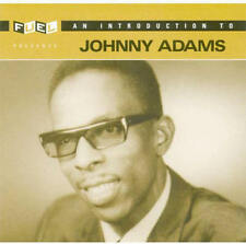 An Introduction to Johnny Adams New CD