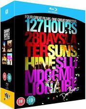 127 HOURS SLUMDOG MILLIONAIRE 28 DAYS LATER NEW BLU-RAY