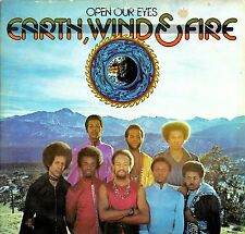 "EARTH, WIND & FIRE - Open Our Eyes 1982 (Vinile=NM) LP 12"" Import"
