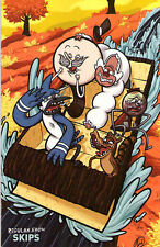 REGULAR SHOW Skips #6 (of 6) - Cover C - VARIANT COVER