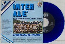 Football 45 tours Inter Milan