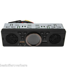 AV252B 12V Bluetooth2.1+EDR Vehicle In-dash MP3 Audio Player Car Stereo FM Radio
