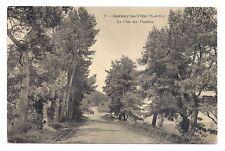 cernay-la-ville  la côte des pucelles