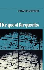 1984-01-27, The Quest for Quarks, McCusker, Brian, Good, -- list,, books, bound,