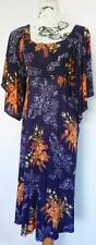 ANTHROPOLOGIE MAEVE FLUTTER SLEEVE FLORAL DRESS SZ M