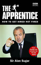 The Apprentice, By Sugar, Alan,in Used but Acceptable condition