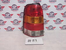 Mazda Tribute Ford Escape 2001 2002 2003 2004 OEM left tail light