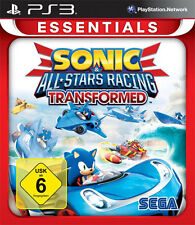 Sony PS3 Playstation 3 Spiel Sonic All-Stars Racing 2 Transformed LimitedEdition