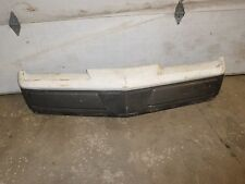 83 Trans Am FRONT BUMPER COVER TA GTA Firebird 82 84 3 Chicago Milwaukee