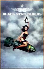 BLACK STAR RIDERS Killer Instinct 2015 Ltd Ed RARE New Poster THIN LIZZY