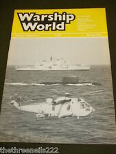 WARSHIP WORLD - SPRING 1993 - WEAPON SYSTEMS