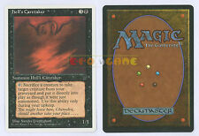 MTG MAGIC Hell's Caretaker Traghettatore d'Anime - Inglese Chronicles MINT 1995
