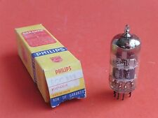1 tube electronique PHILIPS  ECC189 /vintage valve tube amplifier/NOS (6)
