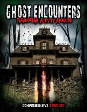 Ghost Encounters: Paranormal Activity Abounds - UNCOVER THE DEAD!  NEW DVD!