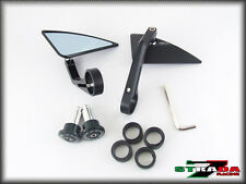 Strada 7 CNC Triangle Handle Bar End Mirrors KTM 1290 Super Duke R 990 SuperDuke