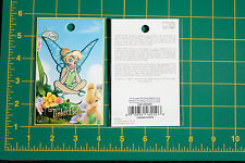 DISNEY TINKER BELL PRINCESS APPLIQUE SEW ON IRON ON PATCH FABRIC 1931355001