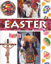 Philip Sauvain Easter (Festivals) Very Good Book