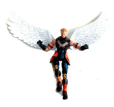 Marvel Comics Legends X Men Ultimate Angel 6 Pulgadas Figura Rara Bonita!