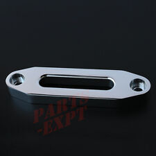 """4 7/8"""" inch 3500lbs Hawse Fairlead for Synthetic Winch Rope Cable Guide ATV UTV"""