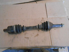 Polaris 500 HO Sportsman Sports Man 2005 front wheel axle cv joint