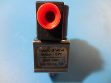 EMS Corp Solenoid Valve SV2