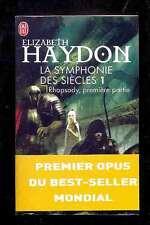 """Elizabeth HAYDON La Symphonie des Siècles 1 J'ai Lu """"Fantasy"""" 8742 2008 NEUF"""